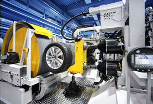 Digital Twin Approach in Industrial Applications at ZF