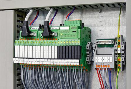 Phoenix Contact Electronics GmbH: Fail-Safe Digital Twin